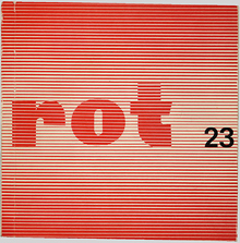 edition rot 23