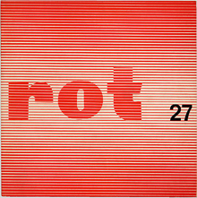 edition rot 27