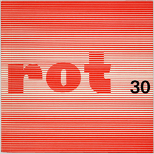 edition rot 30