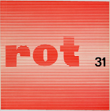 edition rot 31