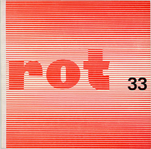 edition rot 33
