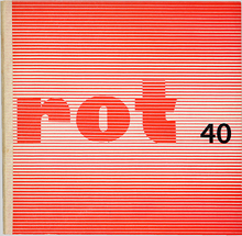 edition rot 40